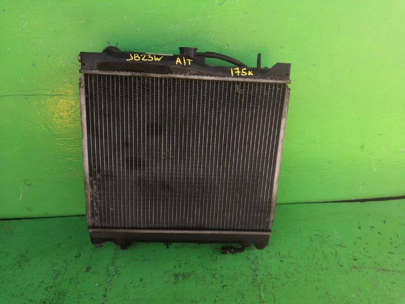 Радиатор основной Suzuki Jimny JB23W (б/у)