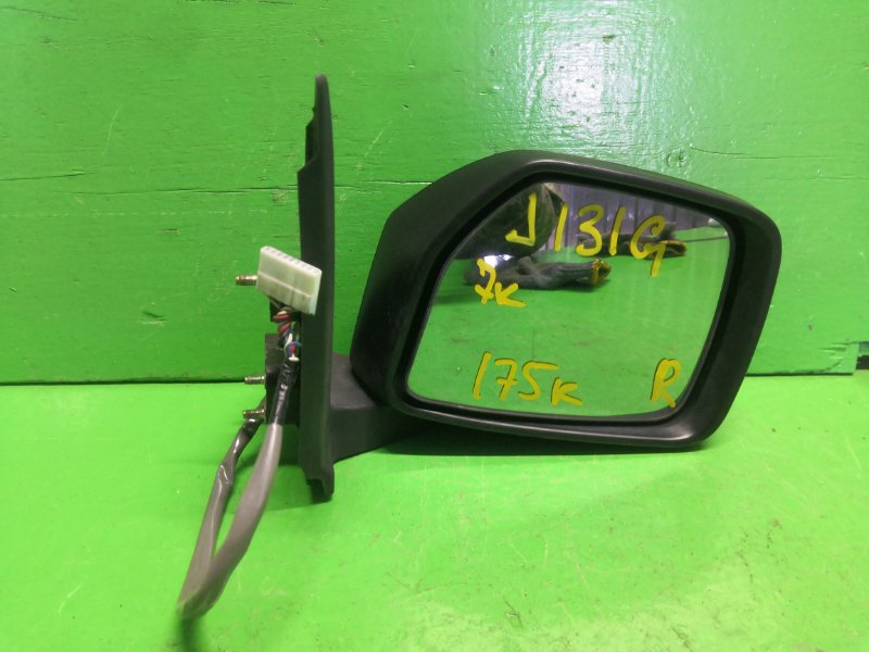 Зеркало Daihatsu Terios Kid J111G правое (б/у)