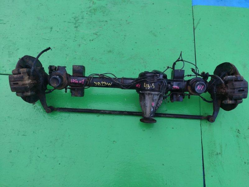 Мост Suzuki Jimny JB23W передний (б/у) №1