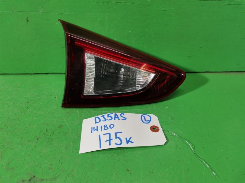 Вставка между стопов Mazda Demio DJ5AS левая (б/у)