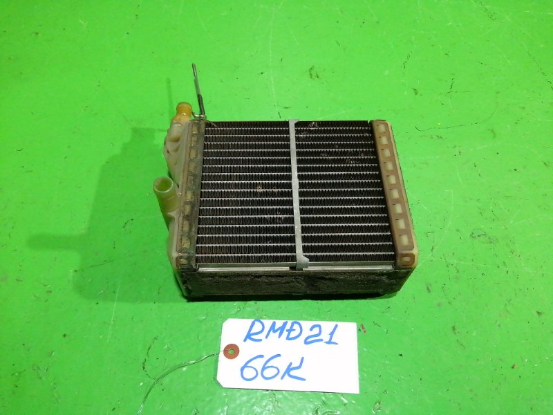 Радиатор печки Nissan Terrano D21 (б/у)