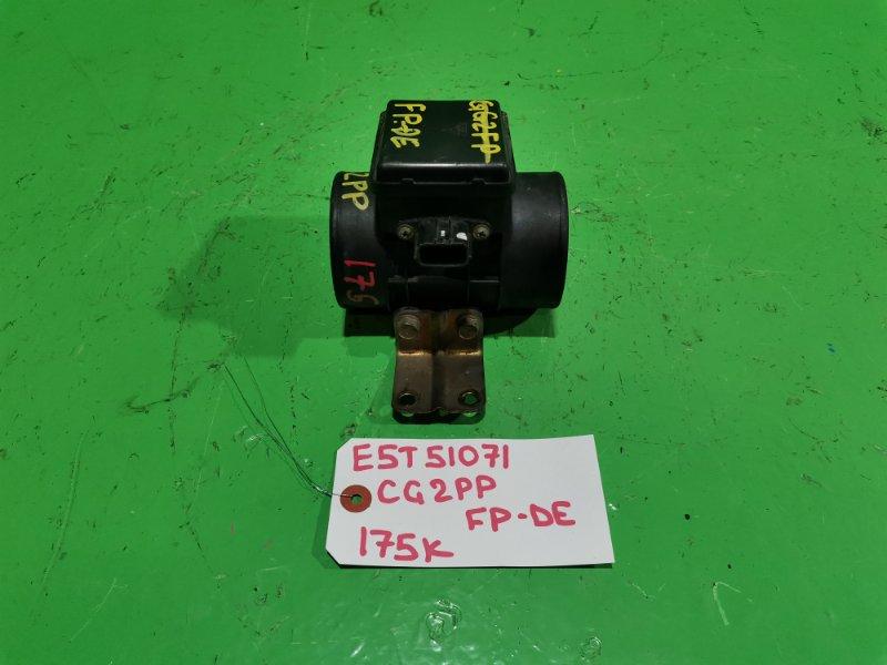 Датчик потока воздуха Mazda Capella CG2PP FP-DE (б/у)