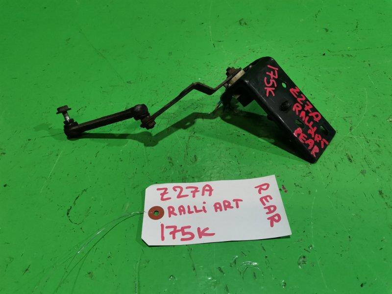 Корректор фар Mitsubishi Colt Z27A задний (б/у)
