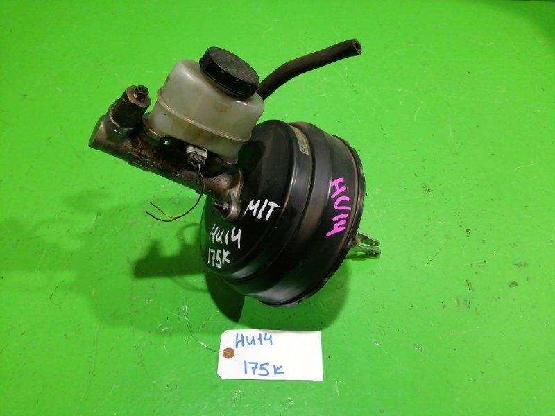 Главный тормозной цилиндр Nissan Bluebird U14 (б/у)