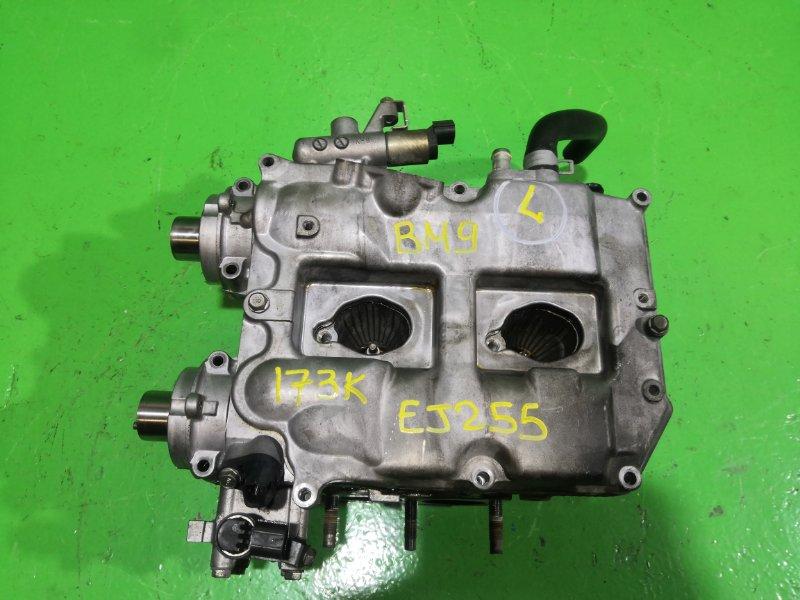 Головка блока цилиндров Subaru Legacy BM9 EJ255 левая (б/у)