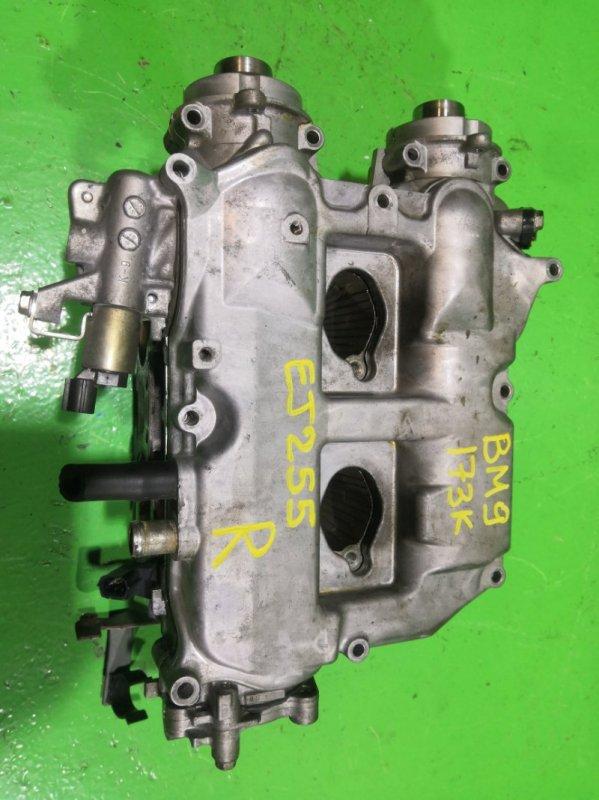 Головка блока цилиндров Subaru Legacy BM9 EJ255 правая (б/у)
