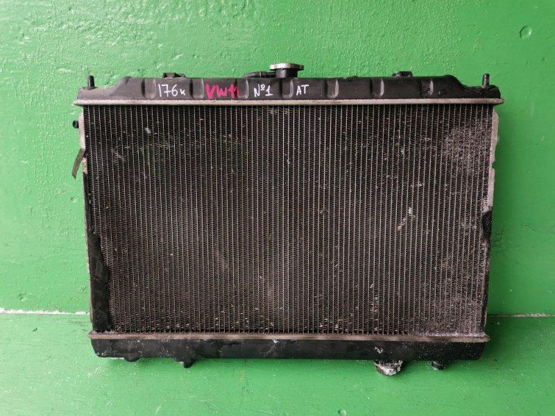 Радиатор основной Nissan Avenir W11 (б/у) N1