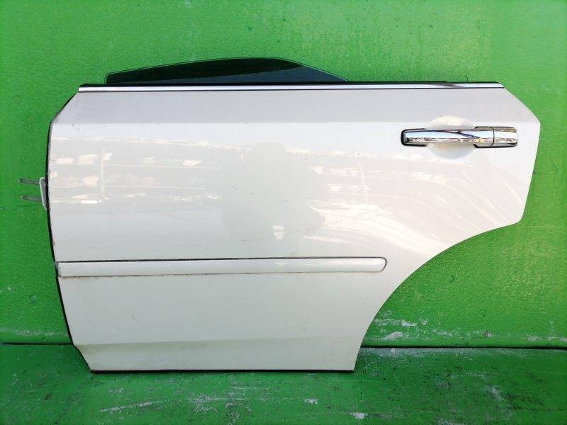 Дверь Nissan Cedric Y34 задняя левая (б/у)