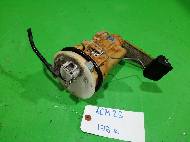 Бензонасос Toyota Ipsum ACM26 (б/у)