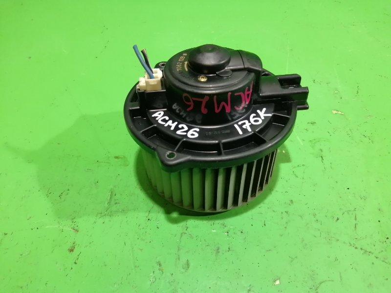 Мотор печки Toyota Ipsum ACM26 (б/у)