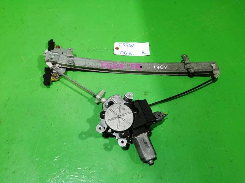 Стеклоподъемник Mitsubishi Lancer CS5W передний правый (б/у)