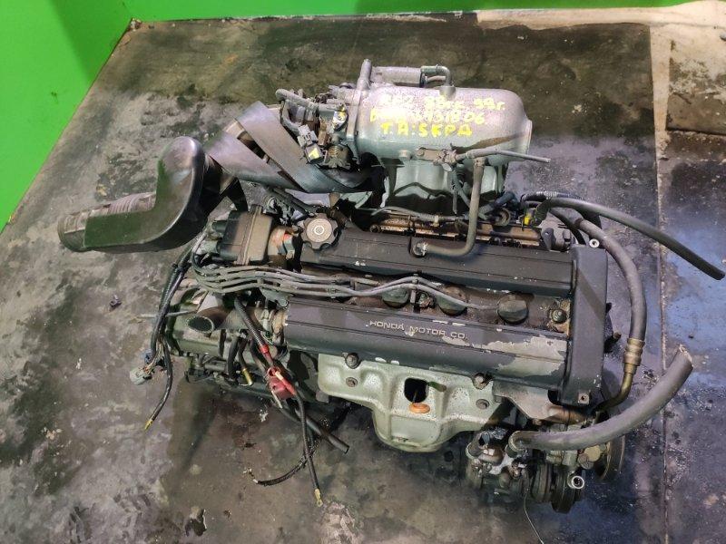 Двигатель Honda Step Wagon RF2 B20B 1999 (б/у)