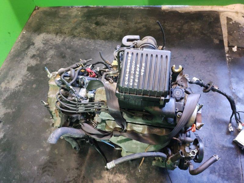 Двигатель Honda Hrv GH3 D16A 2001 (б/у)