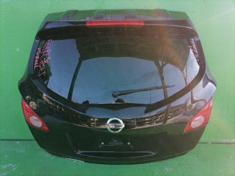 Дверь задняя Nissan Murano Z51 (б/у)