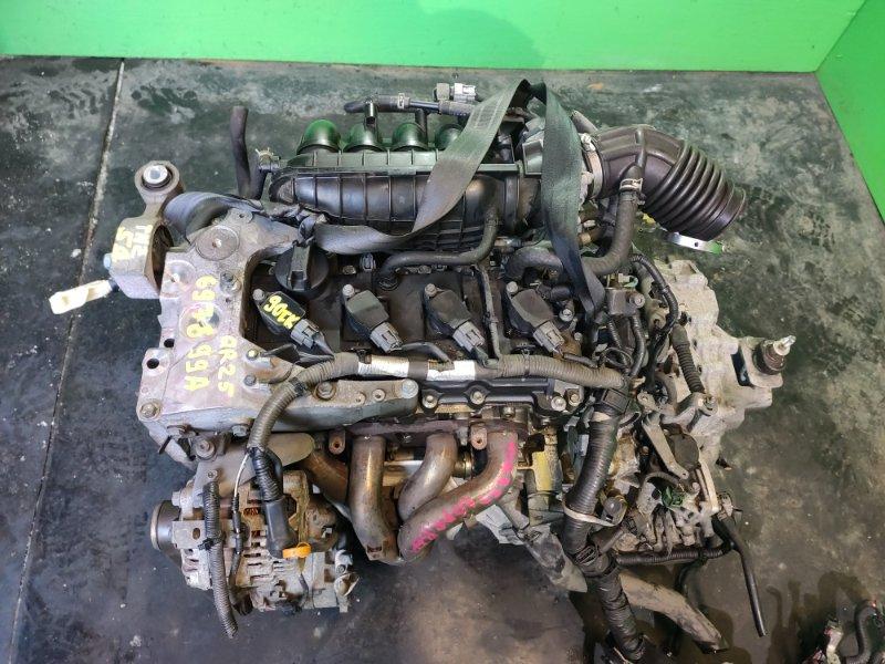 Двигатель Nissan Murano Z51 QR25-DE (б/у)