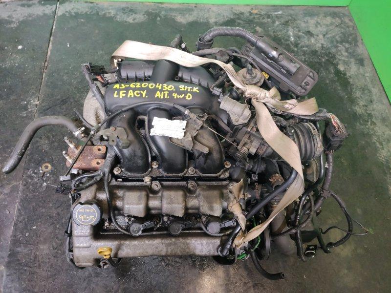 Двигатель Ford Escape LFACY AJ (б/у)