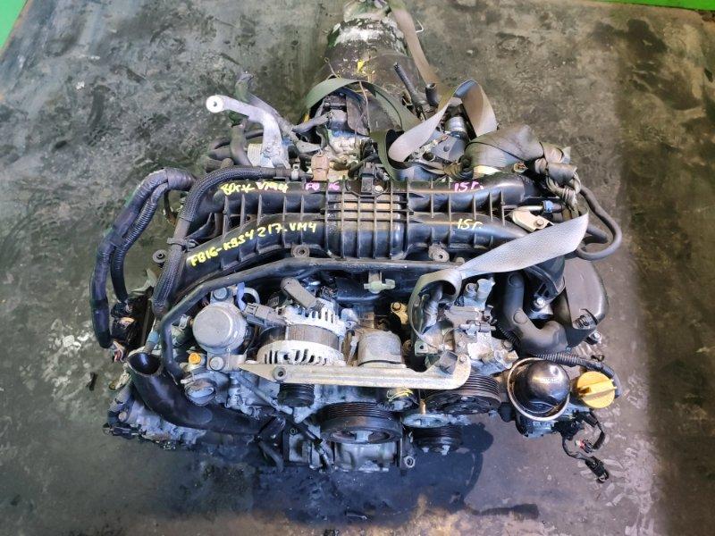 Двигатель Subaru Levorg VM4 FB16-T 2015 (б/у)