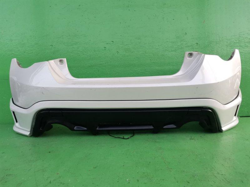 Бампер Subaru Br-Z ZC6 задний (б/у)