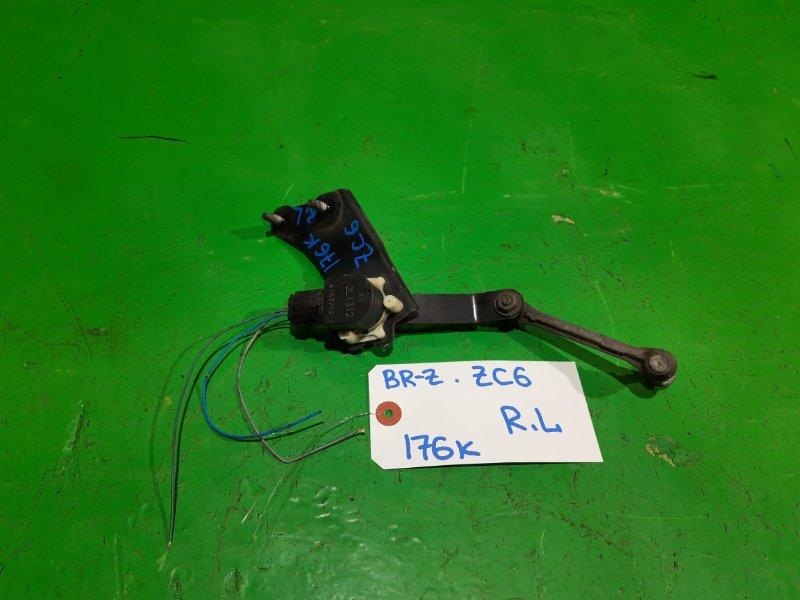 Корректор фар Subaru Br-Z ZC6 задний левый (б/у)
