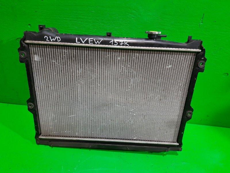 Радиатор основной Mazda Mpv LVEW JE-E (б/у)