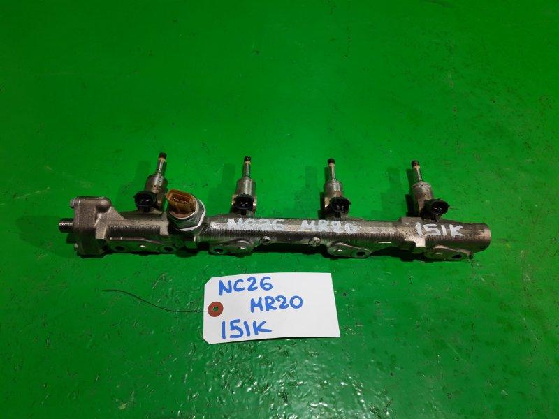 Рейка топливная Nissan Serena C26 MR20 (б/у)