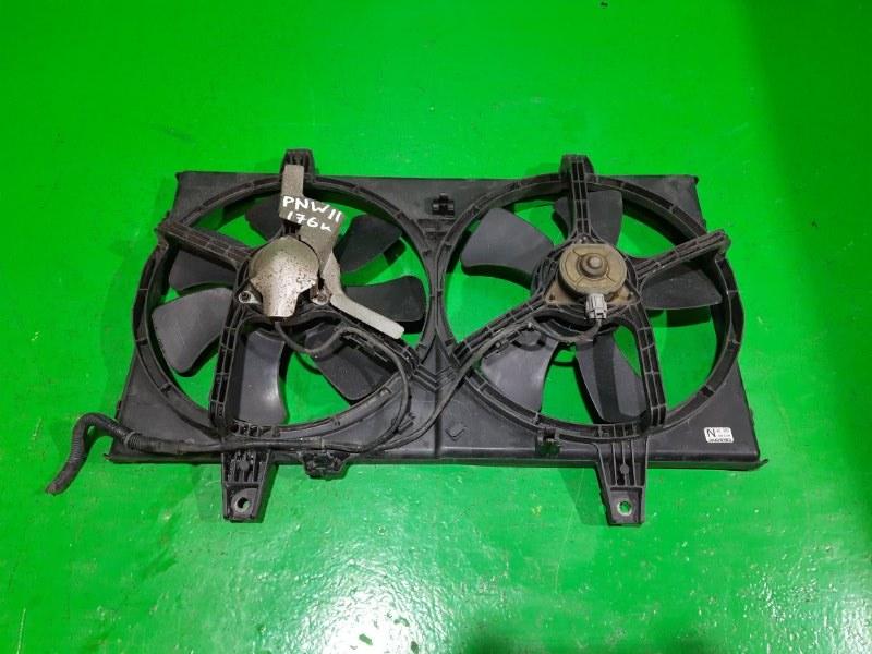 Диффузор радиатора Nissan Avenir W11 SR20-DE (б/у)