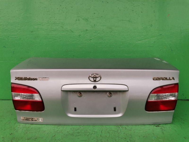 Крышка багажника Toyota Corolla AE114 (б/у)