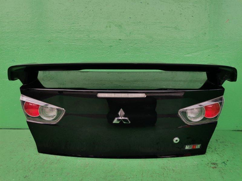 Крышка багажника Mitsubishi Galant CY4A (б/у)