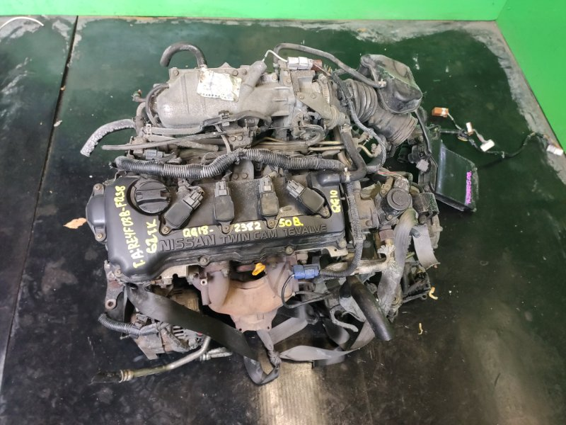 Двигатель Nissan Bluebird Sylphy QG10 QG18-DE (б/у)
