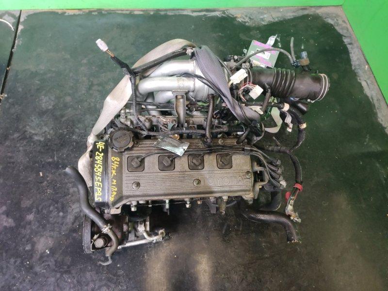 Двигатель Toyota Starlet EP95 4E-FE (б/у)