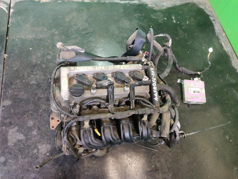 Двигатель Toyota Platz NCP16 2NZ-FE (б/у)