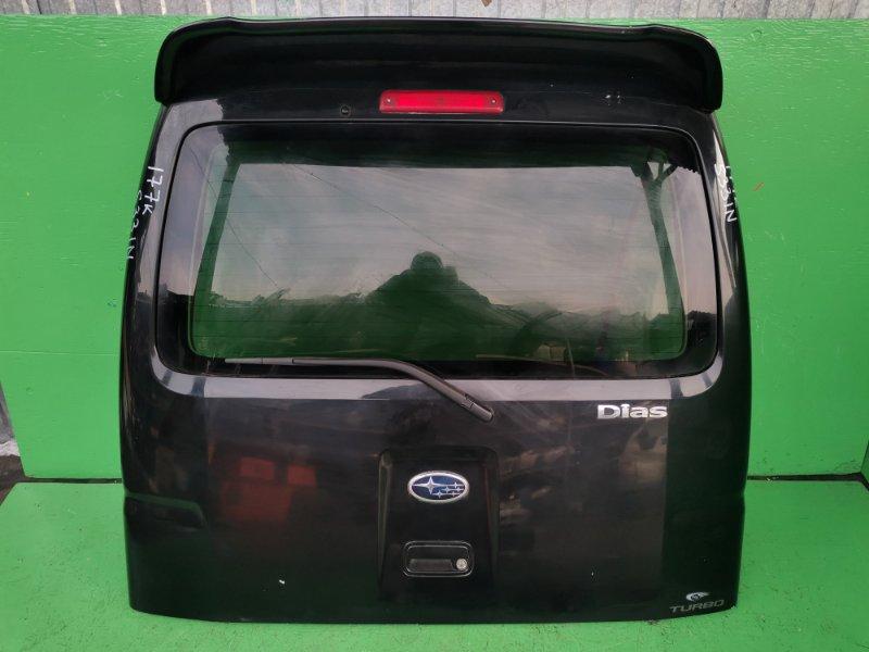 Дверь задняя Subaru Dias Wagon S331N (б/у)