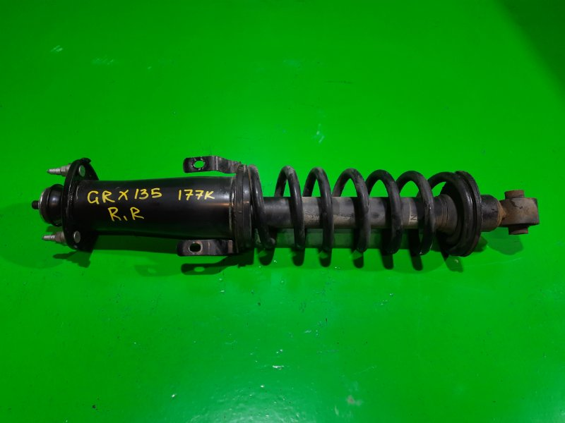Стойка Toyota Mark X GRX135 задняя правая (б/у)