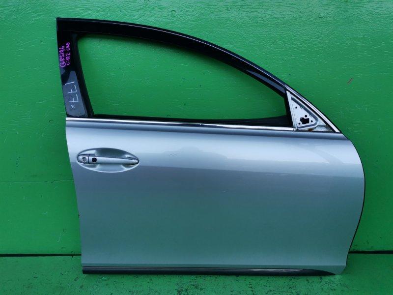 Дверь Lexus Gs350 GRS196 передняя правая (б/у)