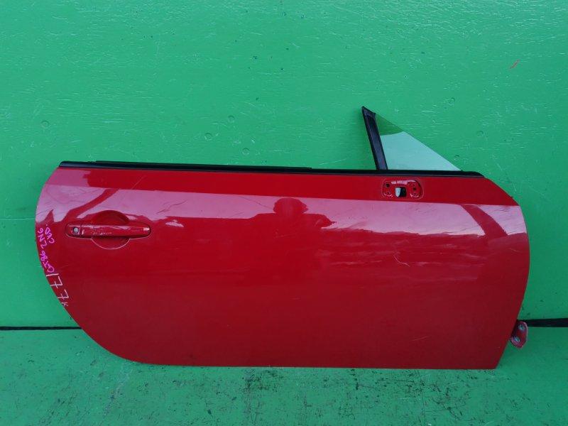 Дверь Toyota Gt86 ZN6 передняя правая (б/у)