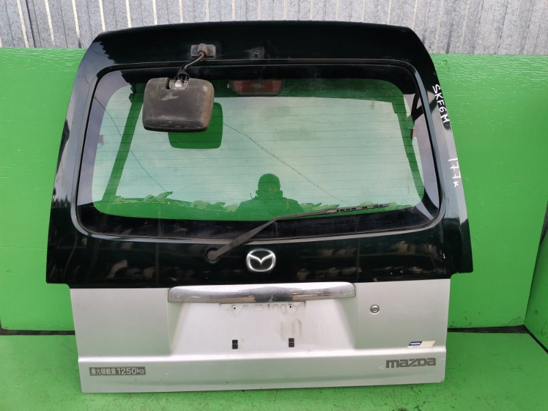 Дверь задняя Mazda Bongo Brawny SKF6M (б/у)
