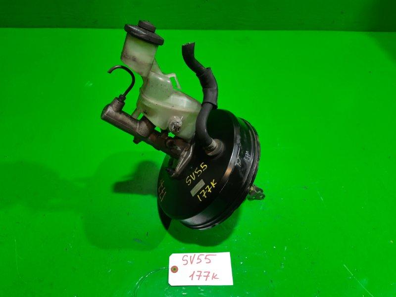 Главный тормозной цилиндр Toyota Vista Ardeo SV55 (б/у)