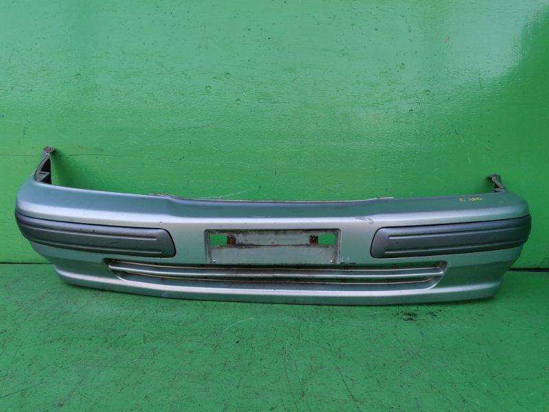 Бампер Toyota Corsa EL51 передний (б/у)