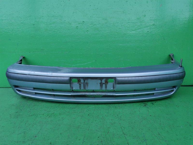 Бампер Toyota Tercel EL55 передний (б/у)
