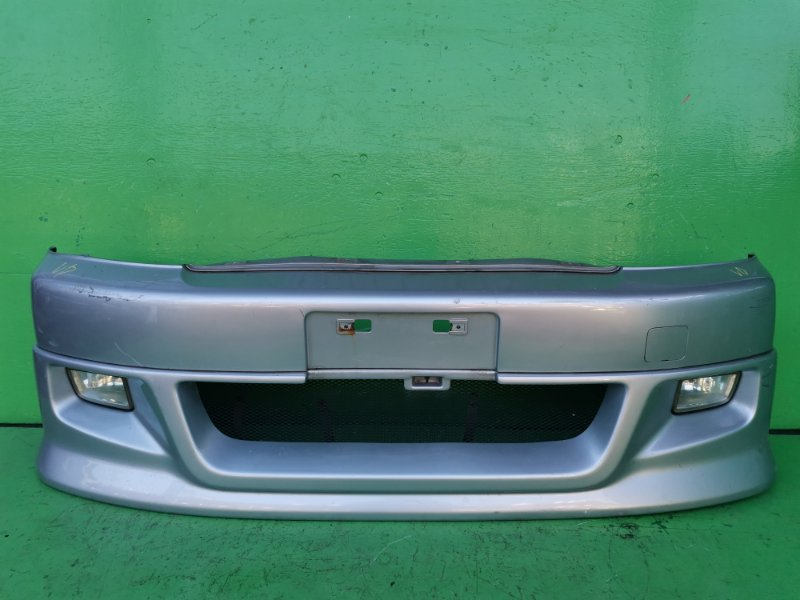 Бампер Honda Step Wagon RF3 передний (б/у)