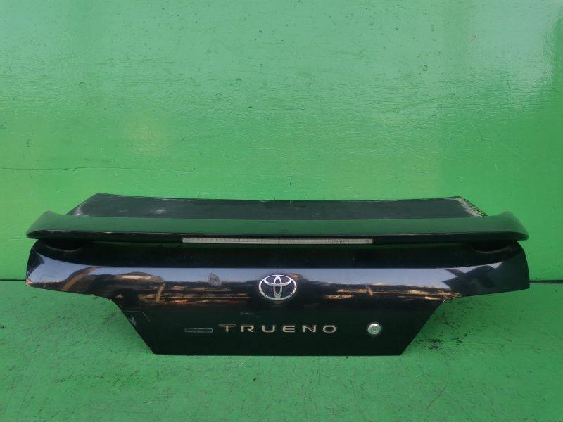Крышка багажника Toyota Trueno AE110 (б/у)