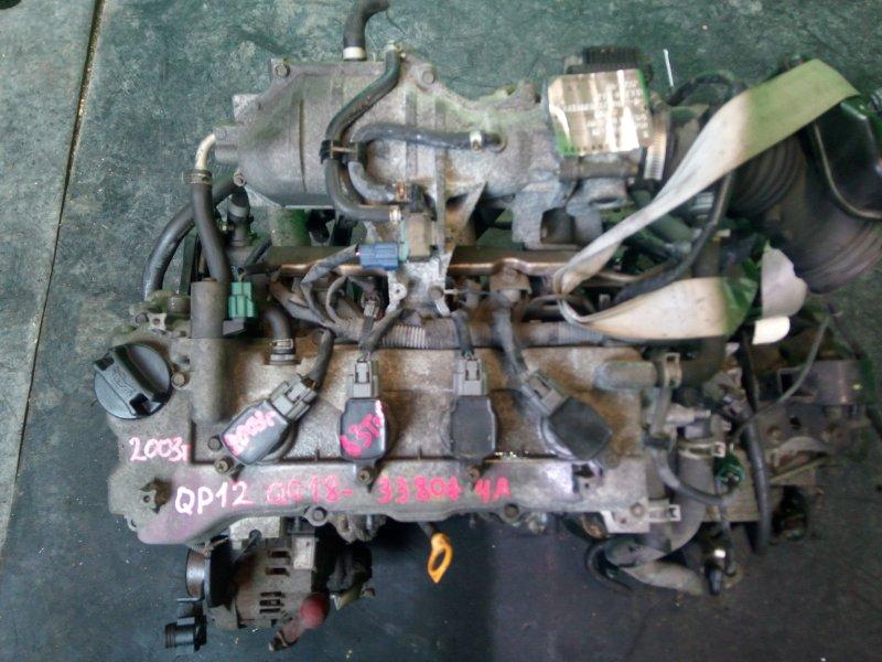 Двигатель Nissan Primera P12 QG18-DE 2003 (б/у)