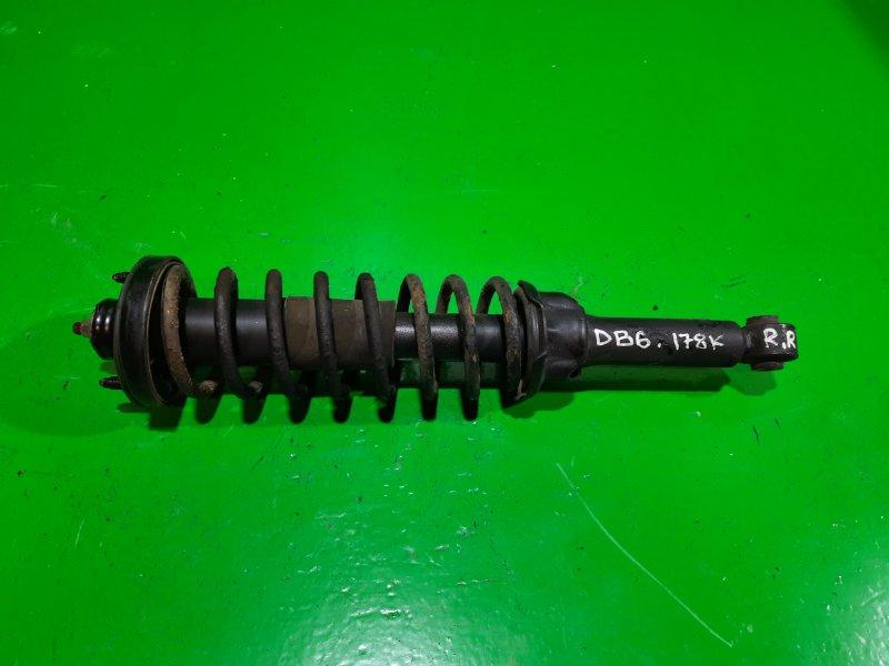 Стойка Honda Integra DB6 задняя правая (б/у)