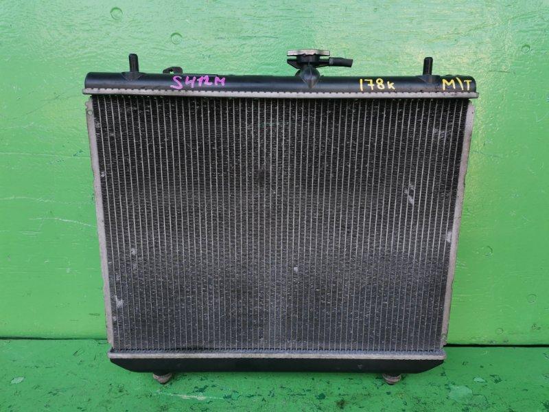 Радиатор основной Toyota Town Ace S412M (б/у)