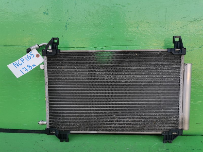Радиатор кондиционера Toyota Probox NCP165 (б/у)