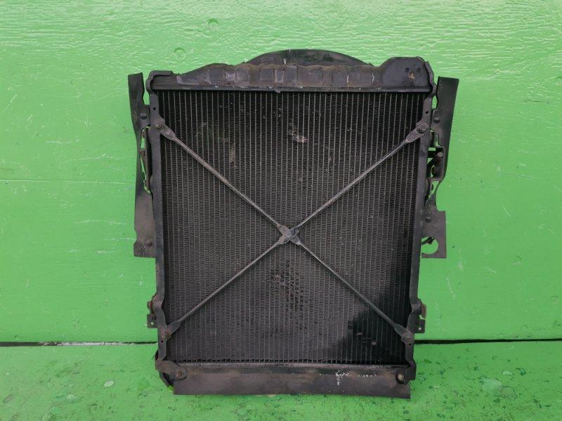 Радиатор основной Nissan Diesel WGM4T TM (б/у)