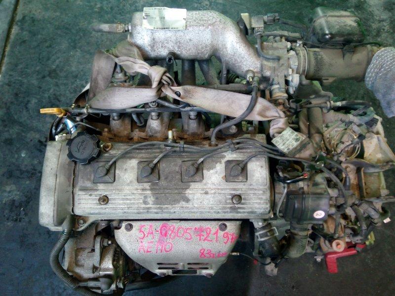 Двигатель Toyota Trueno AE110 5A-FE 1997 (б/у)