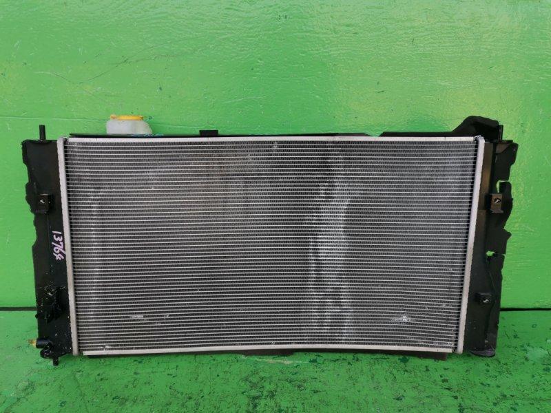 Радиатор основной Toyota Gt86 ZN6 (б/у)