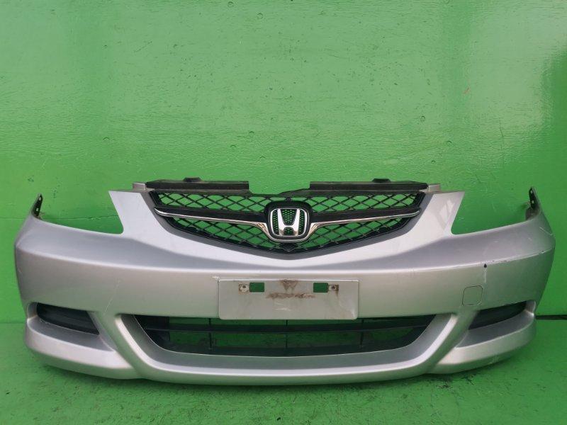 Бампер Honda Fit Aria GD9 передний (б/у)