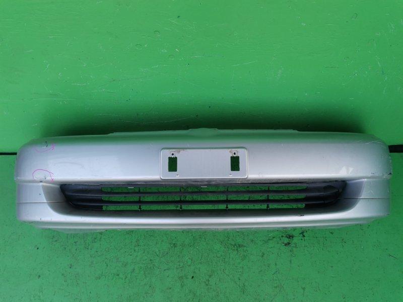 Бампер Toyota Platz SCP11 передний (б/у)